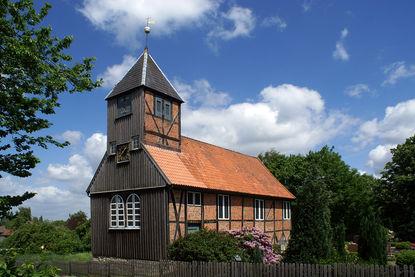 Kirche St. Anna in Niendorf - Copyright: Manfred Maronde