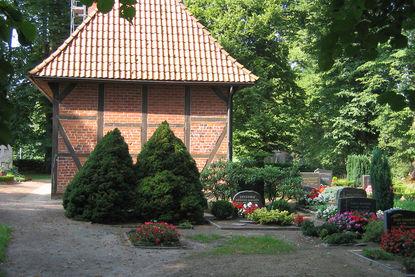 Friedhof Tramm