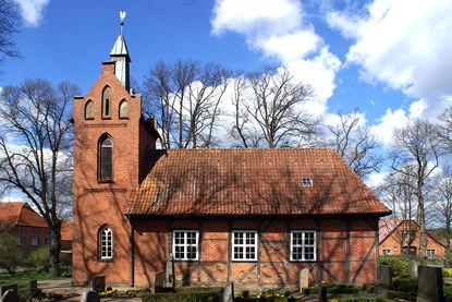 Kapelle in Tramm - Copyright: Manfred Maronde